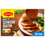 Maggi Sauce zu Schweinebraten 2er Pack ergibt 2x250ml