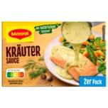 Maggi Kräuter Sauce 2er Pack ergibt 2x250ml