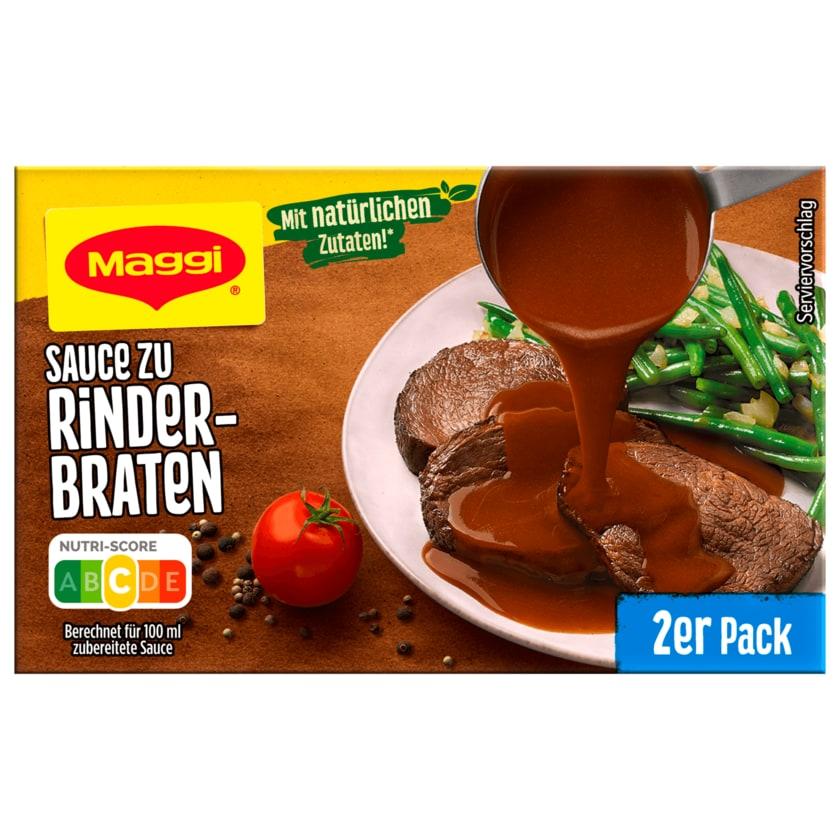 Maggi Sauce zu Rinderbraten 2er Pack ergibt 2x250ml