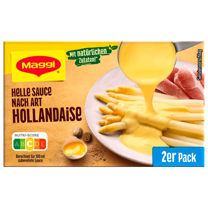 Maggi Helle Sauce nach Art Hollandaise 2er Pack ergibt 2x250ml