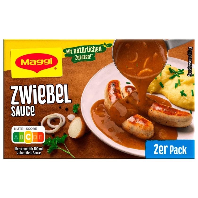 Maggi Zwiebel Sauce 2er Pack ergibt 2x250ml