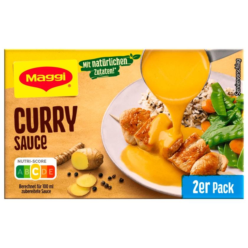 Maggi Curry Sauce 2er Pack ergibt 2x250ml
