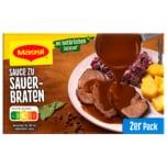 Maggi Sauce zu Sauerbraten 2er Pack ergibt 2x250ml