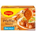 Maggi Pfeffer Sauce 2er Pack ergibt 2x250ml