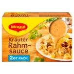 Maggi Kräuter Rahmsauce 2er Pack ergibt 2x250ml