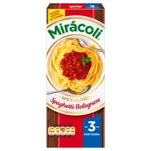 Mirácoli Spaghetti Bolognese 3 Portionen 465g