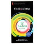 Feelissimo Kondome Fun Box 12 Stück