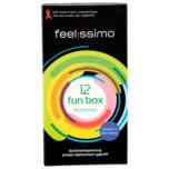 Feelissimo Kondome Fun Box 12 Stück