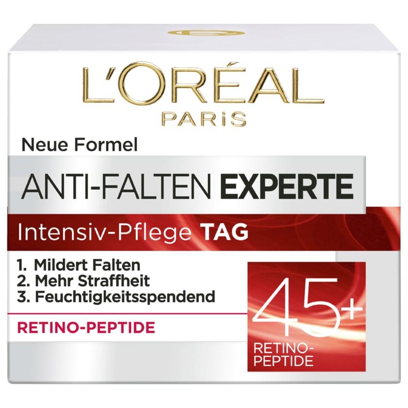 L'Oréal Paris Anti-Falten Experte Feuchtigkeitspflege 45+ Retino Peptide 50ml