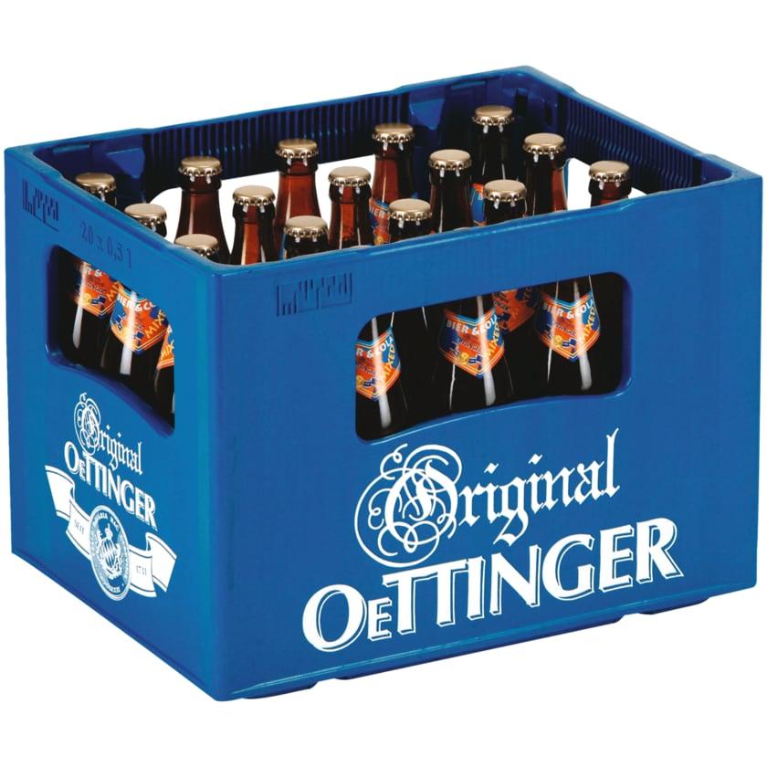 Oettinger Mixed Bier & Cola 20x0,5l