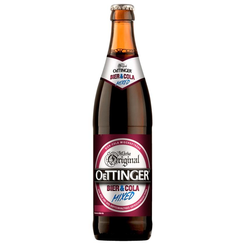 Oettinger Mixed Bier & Cola 0,5l