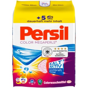 Persil Colorwaschmittel Color Megaperls 1,48kg, 20WL