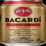 Bacardi Cuba Libre 0,33l