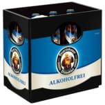 Franziskaner Weissbier alkoholfrei 11x0,5l