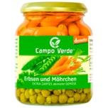 Campo Verde Erbsen und Möhrchen 340g