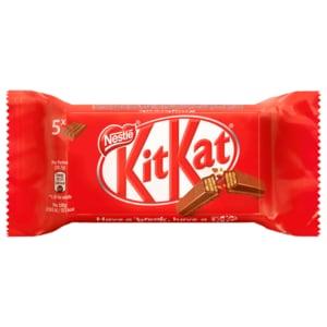 Nestlé KitKat Schokoriegel Milchschokolade 5x41,5g