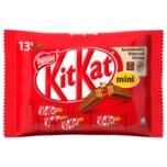 Nestlé KitKat Mini Schokoriegel Milchschokolade 217g