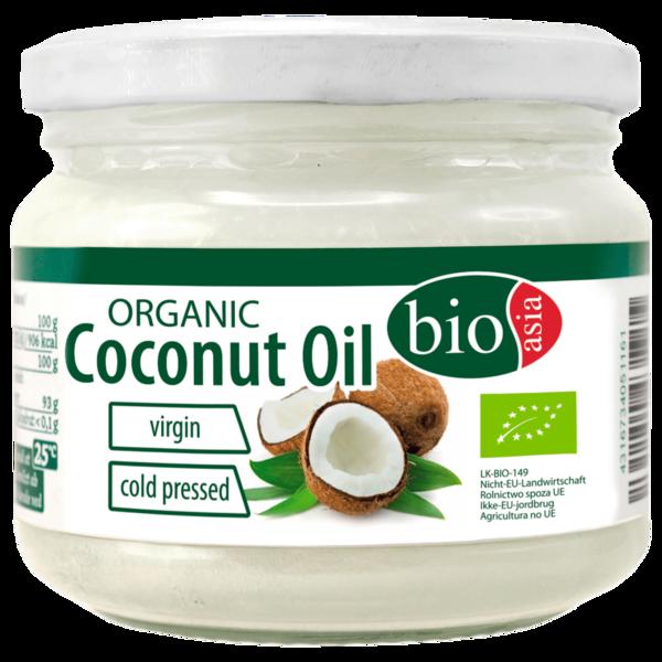 Bio Asia Organic Coconut Oil 250ml