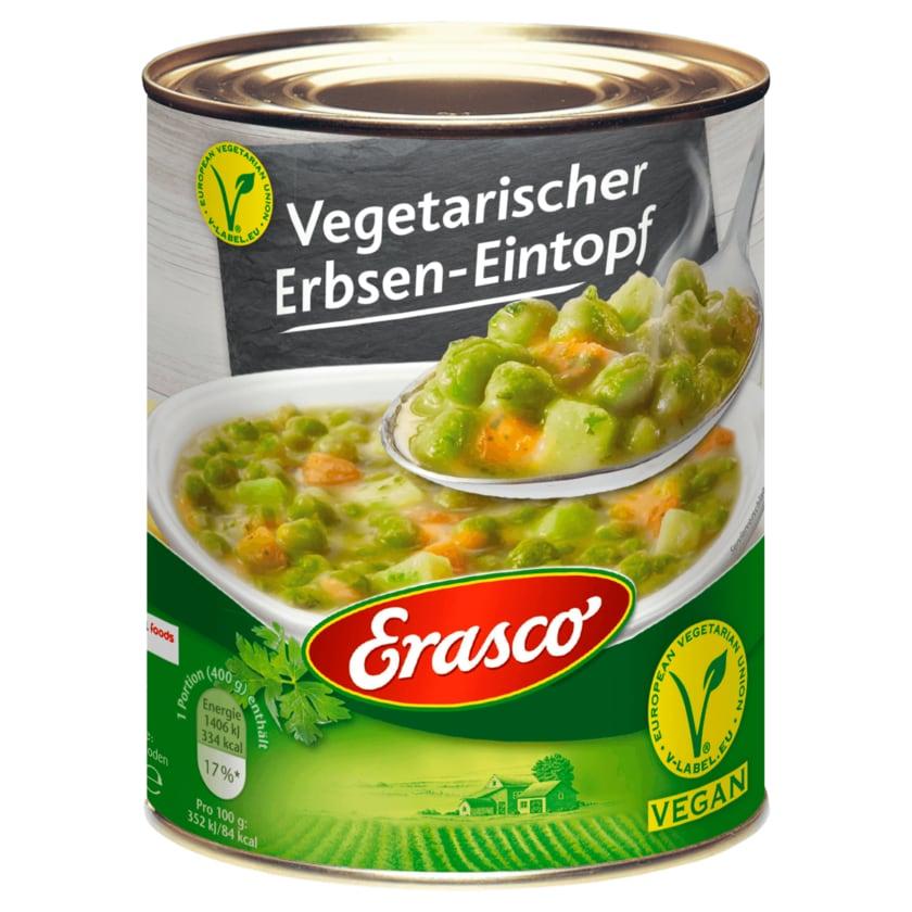 Erasco Vegetarischer Erbsen-Eintopf 800g