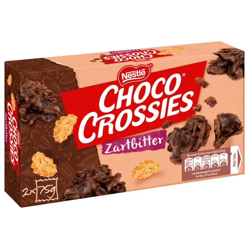 Nestlé Choco Crossies Zartbitter 2x75g