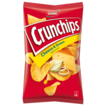 Lorenz Crunchips Cheese+Onion 175g