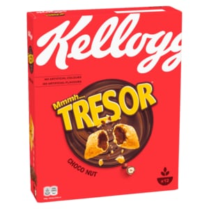 Kellogg's Tresor Choco Nougat 375g