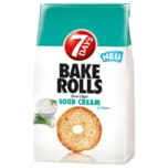 7 Days Bake Rolls Sour Cream 250g