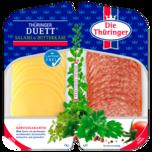 Thüringer Duett Salami & Butterkäse 2x50g