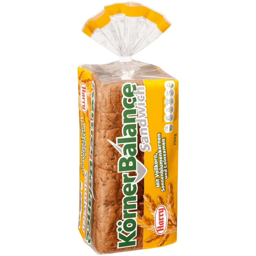 Harry Körner Balance Sandwich 750g