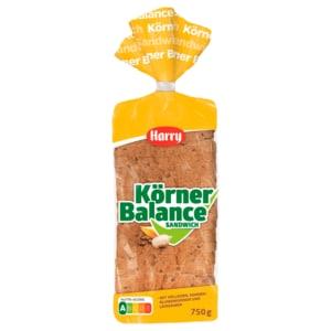 Harry Körner Balance Sandwich 750g
