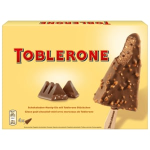 Toblerone Stieleis 4x100ml