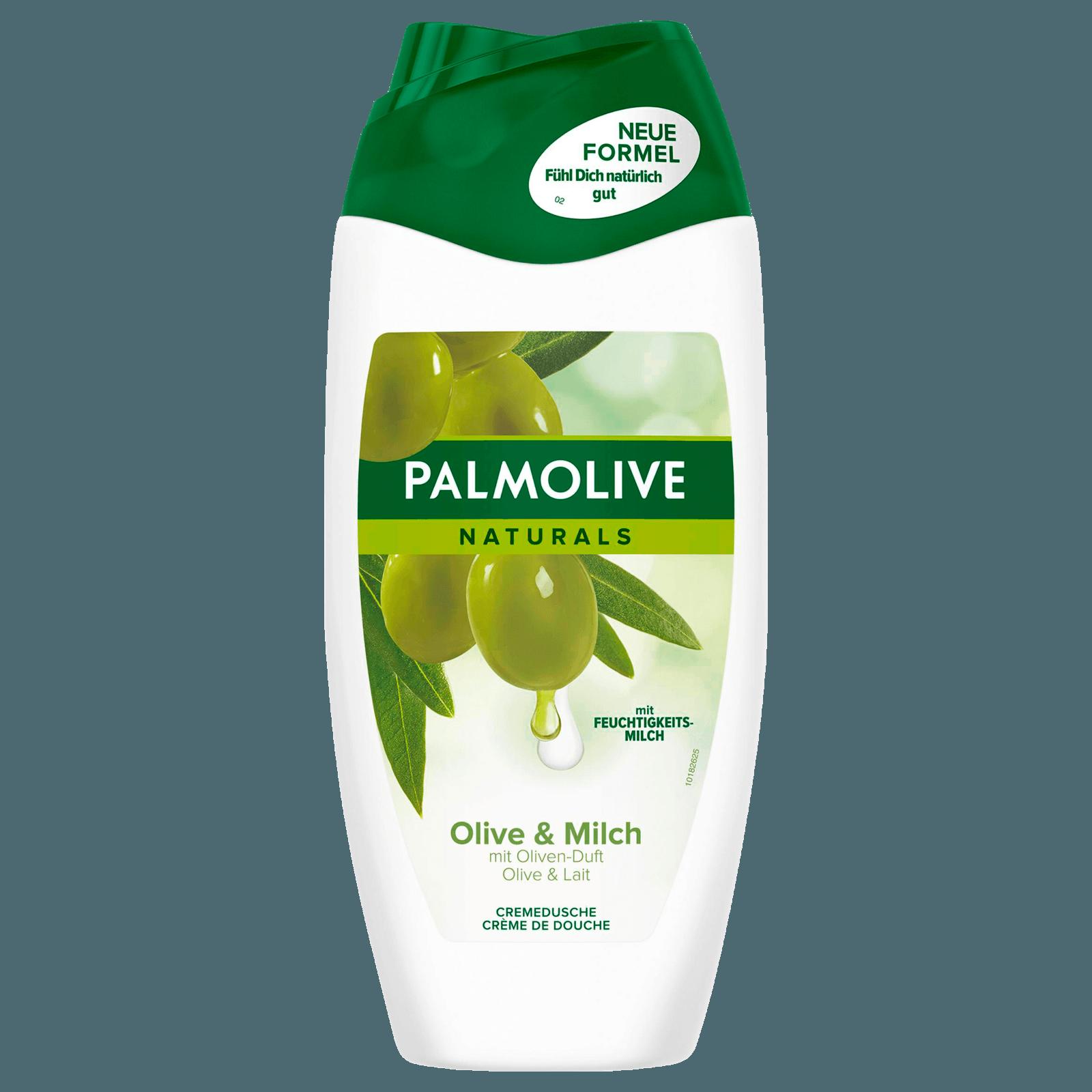 Palmolive Cremedusche Naturals Olive und Feuchtigkeitsmilch 250ml