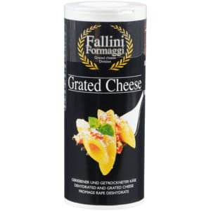 Fallini Formaggi Grated Cheese 80g