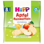 Hipp Knabberprodukte Bio Apfel Reiswaffeln ab 8. Monat 30g