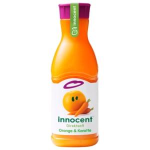 Innocent Orange & Karotten Saft 900ml