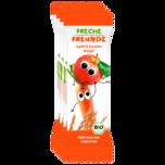 Erdbär Freche Freunde Getreideriegel Apfel & Karotte 4x23g