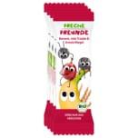 Erdbär Freche Freunde Bio Getreideriegel Rote Traube, Aronia & Banane 4x23g