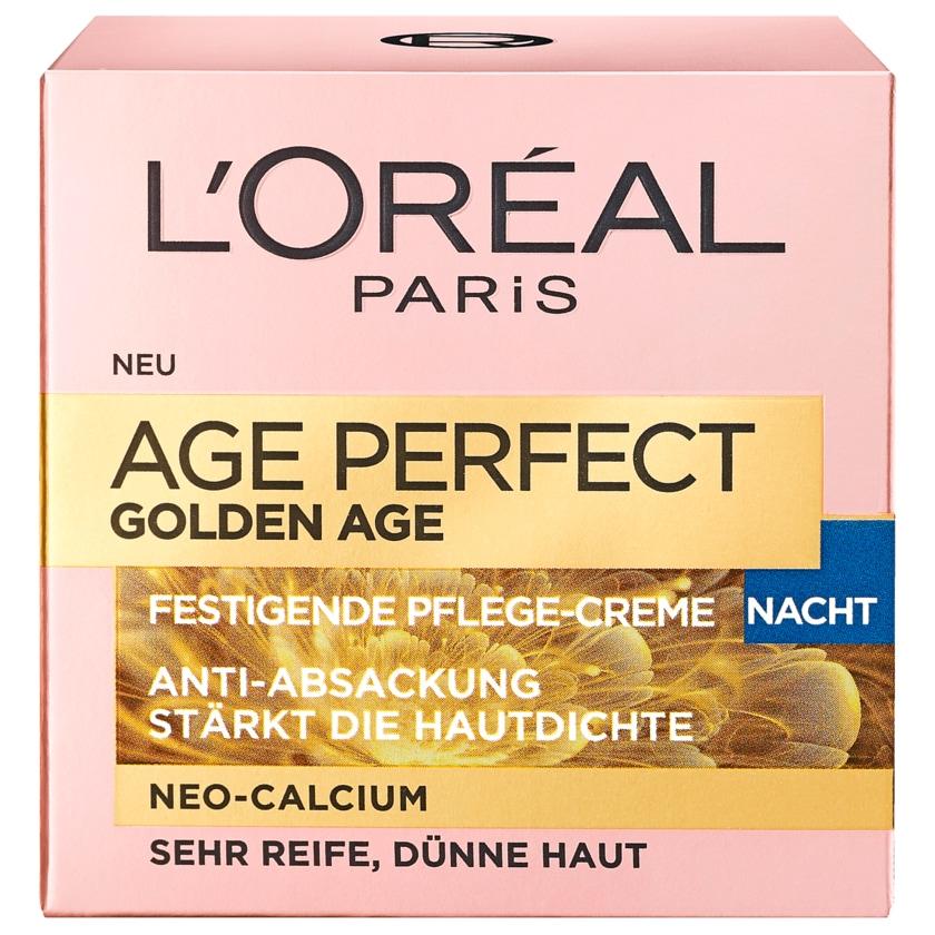 L'Oréal Paris Golden Age Nachtcreme 50ml