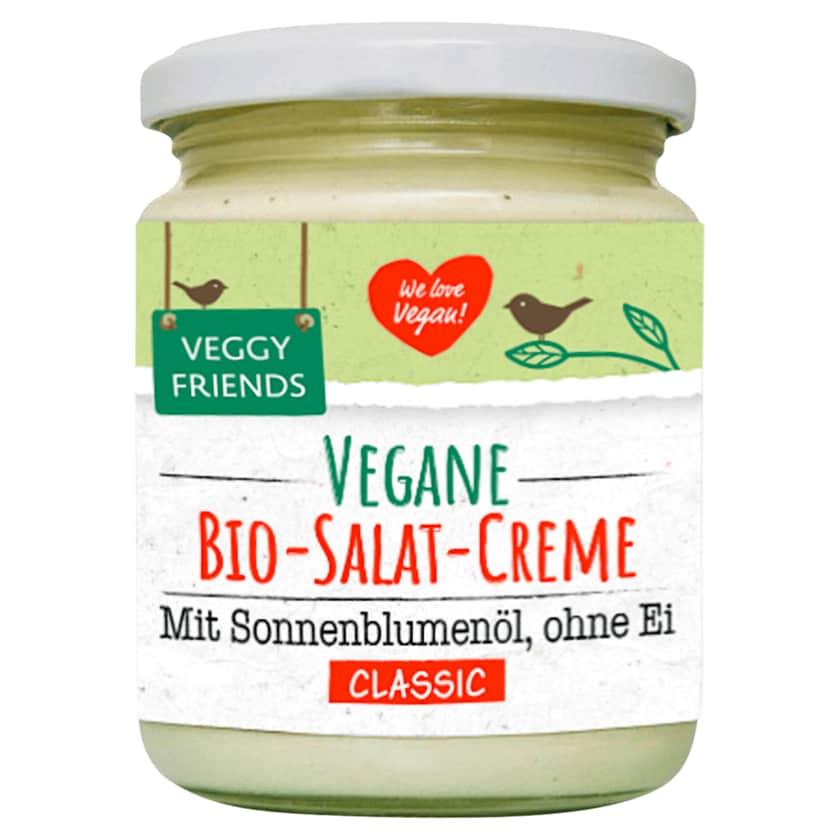 Veggy Friends Bio Vegane Bio-Salat-Creme 225ml
