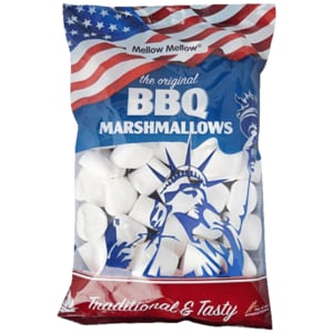 Mellow Mellow BBQ Marshmellows 300g