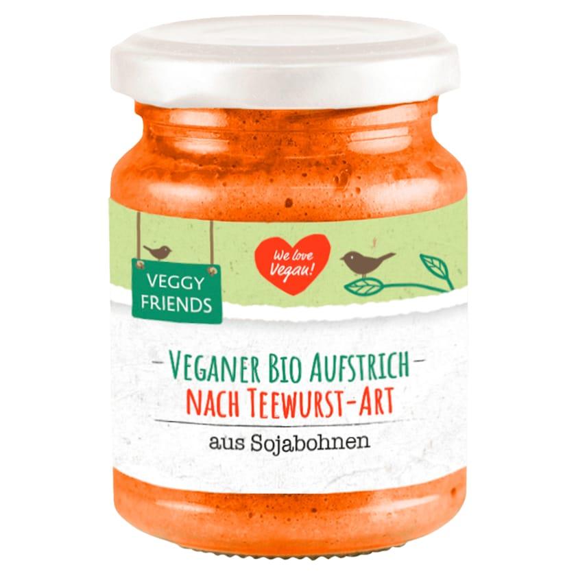 Veggy Friends Bio Vegane Teewurst 120ml
