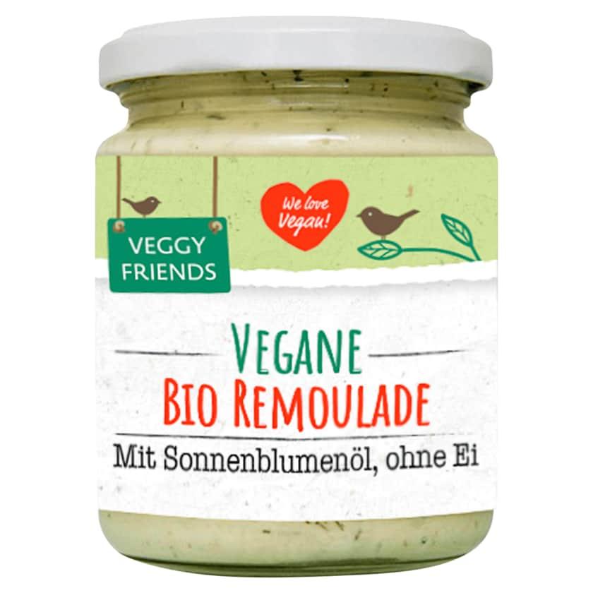 Veggy Friends Vegane Bio Remoulade 225ml