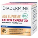 Diadermine Nachtcreme Age Supreme Falten Expert 3D 50ml