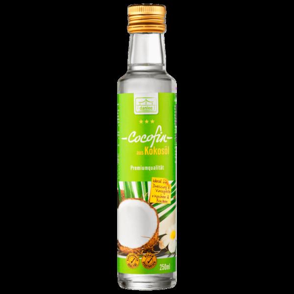 Danlee Cocofine Kokosöl 250ml