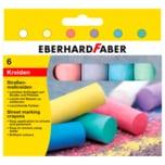 Eberhard Faber Straßenmalkreide 6 Stück