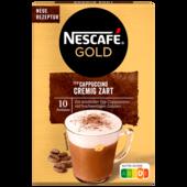 Nescafé Gold Typ Cappuccino Cremig zart Löslicher Kaffee Portionsbeutel 10x14g