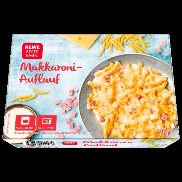 REWE Beste Wahl Makkaroni Auflauf 400g