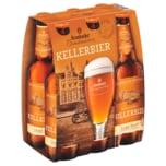 Krombacher Naturtrübes Kellerbier 6x0,33l
