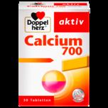 Doppelherz Aktiv Calcium 700 30 Stück