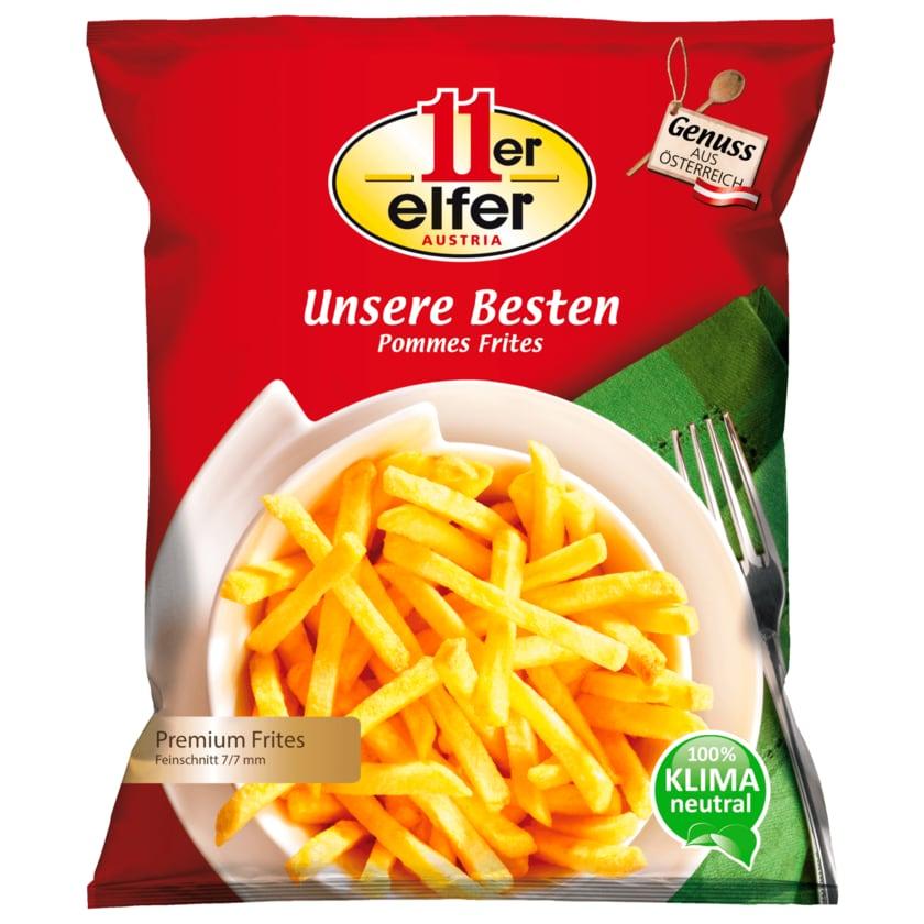 11er Pommes Frites 500g